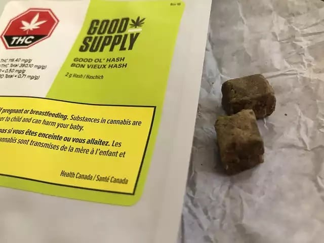 Good Supply Good Ol' Hash