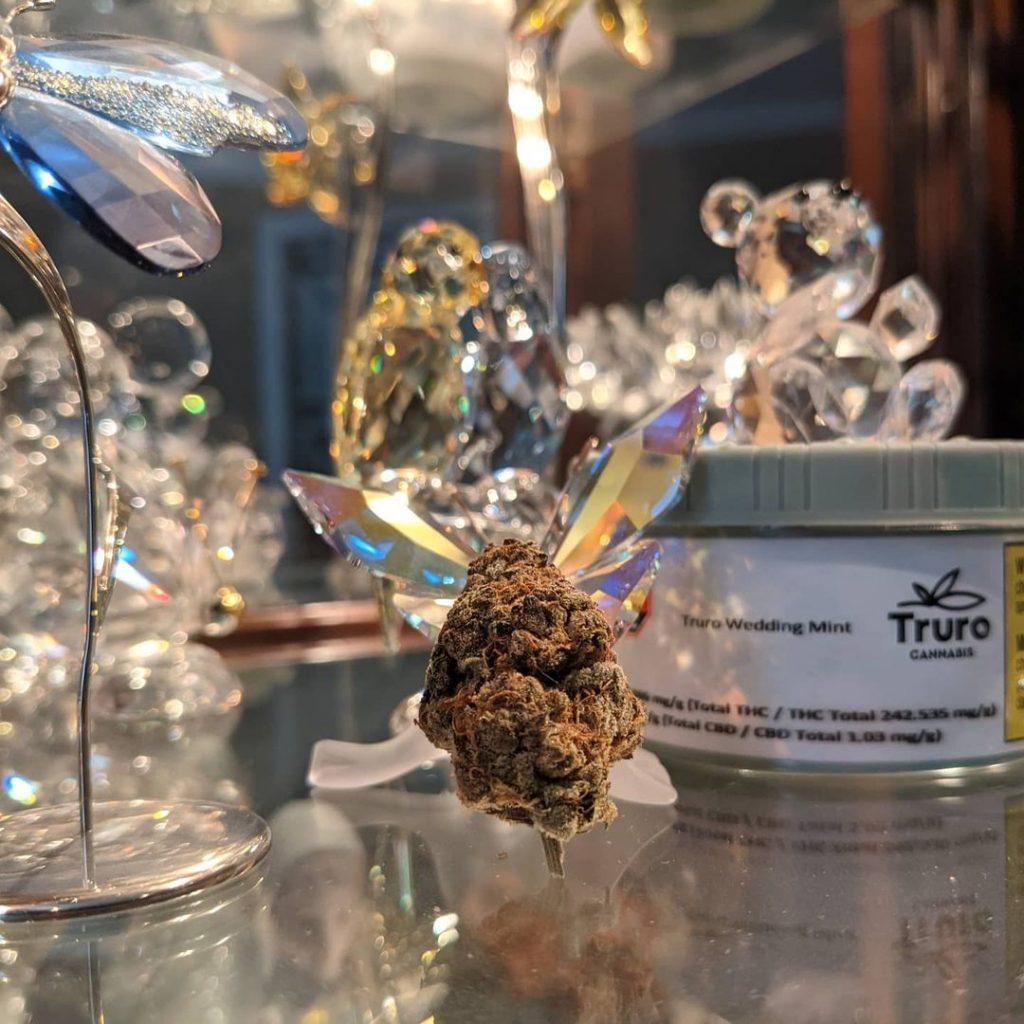 Truro - Wedding Mint
